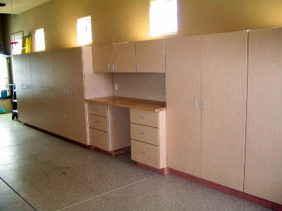 Cheap Wood Garage Cabinets